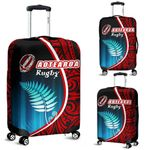 Aotearoa Rugby Black Maori Luggage Covers Kiwi and Silver Fern New Zealand | 1st New Zealand