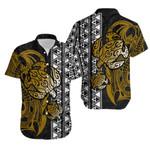 Turtle And Polynesian Tattoo Hawaiian Shirt