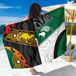 Australia Indigenous and New Zealand Maori Sarong Proud K13