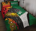Australia Indigenous and New Zealand Maori Quilt Bed Set Proud K13