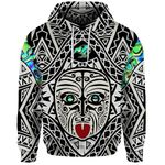 Integrity Maori Ta Moko Hoodie Kiwi and Paua |1st New Zealand