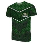 New Zealand Māori Rugby T-shirt