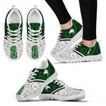 New Zealand Maori Rugby Sneakers Pride Version - White
