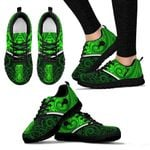 New Zealand Maori Rugby Sneakers Pride Version - Green