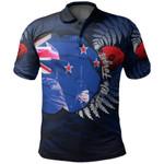 New Zealand Polo Shirt Anzac Day Army Patterns
