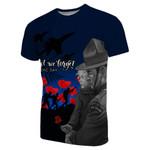 New Zealand T-Shirt Anzac Day Rememberance
