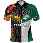 Australia Indigenous and New Zealand Maori Polo Shirt Proud - Custom K13