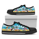Beagle Camping Low Top Shoes L1-VHN0009