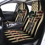 One Nation Under God Military Car Seat Covers 00 L1VHN0406