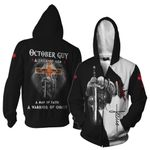October Guy Jesus All Over Print 62 L1PTHH0128