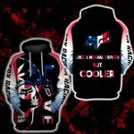 LIMITED EDITION – 3D HOODIE – 7417A