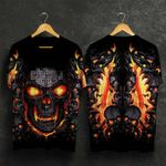 LIMITED EDITION COLORFUL 3D T-SHIRT 6461TR