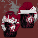 LIMITED EDITION- 3D HOODIE – 9165TH