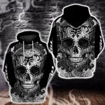 LIMITED EDITION- 3D HOODIE – 7391TH