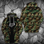 LIMITED EDITION- 3D HOODIE – 9133TH