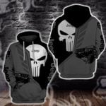 LIMITED EDITION- 3D HOODIE – 7363TH