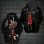 LIMITED EDITION- 3D HOODIE – 9105TH