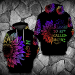 LIMITED EDITION- 3D HOODIE – 9103TH