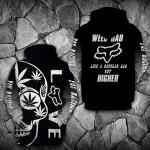 LIMITED EDITION- 3D HOODIE – 9081TH