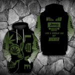LIMITED EDITION- 3D HOODIE – 9085TH