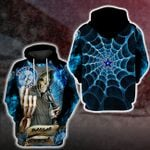LIMITED EDITION- 3D HOODIE – 7342TH