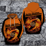 LIMITED EDITION- 3D HOODIE – 9077TH