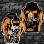 LIMITED EDITION- 3D HOODIE -8265A