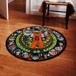 LIMITED EDITION – ROUND RUG 9075TH