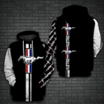 LIMITED EDITION- 3D HOODIE -9070TH