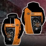 LIMITED EDITION- 3D HOODIE -7328TH