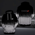 LIMITED EDITION- 3D HOODIE – 9041TH
