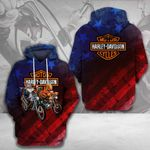 LIMITED EDITION- 3D HOODIE – 6387TR -LMS