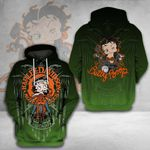 LIMITED EDITION- 3D HOODIE – 6391TR-LMS