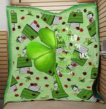 LIMITED EDITION – P.D WITH SNOOPY BLANKET 7198TH