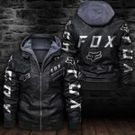 FX RACING SPECIAL LEATHER JACKET 6376