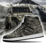 JEEP FANS- LIMITED EDITION SHOES- 9015TH