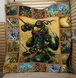 LIMITED EDITION – NINJA TURTLE BLANKET FOR FANS 7201TH
