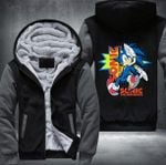LIMITED EDITION – SONIC COMIC FOR LOVERS- FLEECE JACKET PAD6348TR