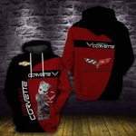 CHEV FOR FANS- 3D HOODIE – 7055A