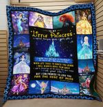 LIMITED EDITION – DISNEY PRINCESS WITH LOVE BLANKET 5067A