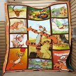LIMITED EDITION – TIGER WITH LOVE BLANKET 6082A