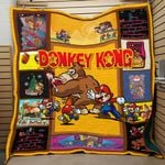 LIMITED EDITION – D. KONG BLANKET 6123A