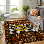 LIMITED EDITION – GUNS N ROSES LOVER- RUG 5238T