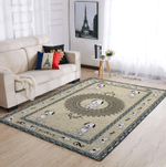 LIMITED EDITION – YOGA SNOO.PY FANS- RUG 5231T