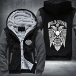 LIMITED EDITION – H.D LOVER- FLEECE JACKET PAD6162A