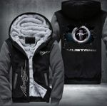 LIMITED EDITION – M.T LOVER- FLEECE JACKET PAD7032A