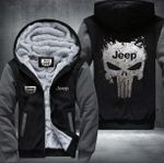 LIMITED EDITION – J.E.E.P LOVER- FLEECE JACKET PAD6146A
