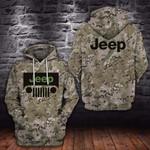 J.E.E.P LOVER – 3D HOODIE – 6095A