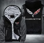 LIMITED EDITION – C.VETTE LOVER – FLEECE JACKET PAD6099A