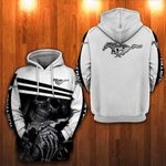 M.S.T LOVER – 3D HOODIE – 2910A
